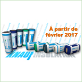 Knauf Insulation revoit le packaging d'ECOSE