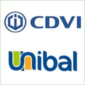 Deux nouveaux clients pour l'agence : CDVI et Unibal