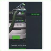 Festool publie son catalogue 2019