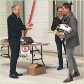 Rector remporte le 1er prix Novelige du groupe Vinci Construction