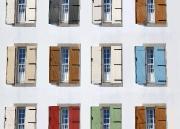fenêtres et couleurs