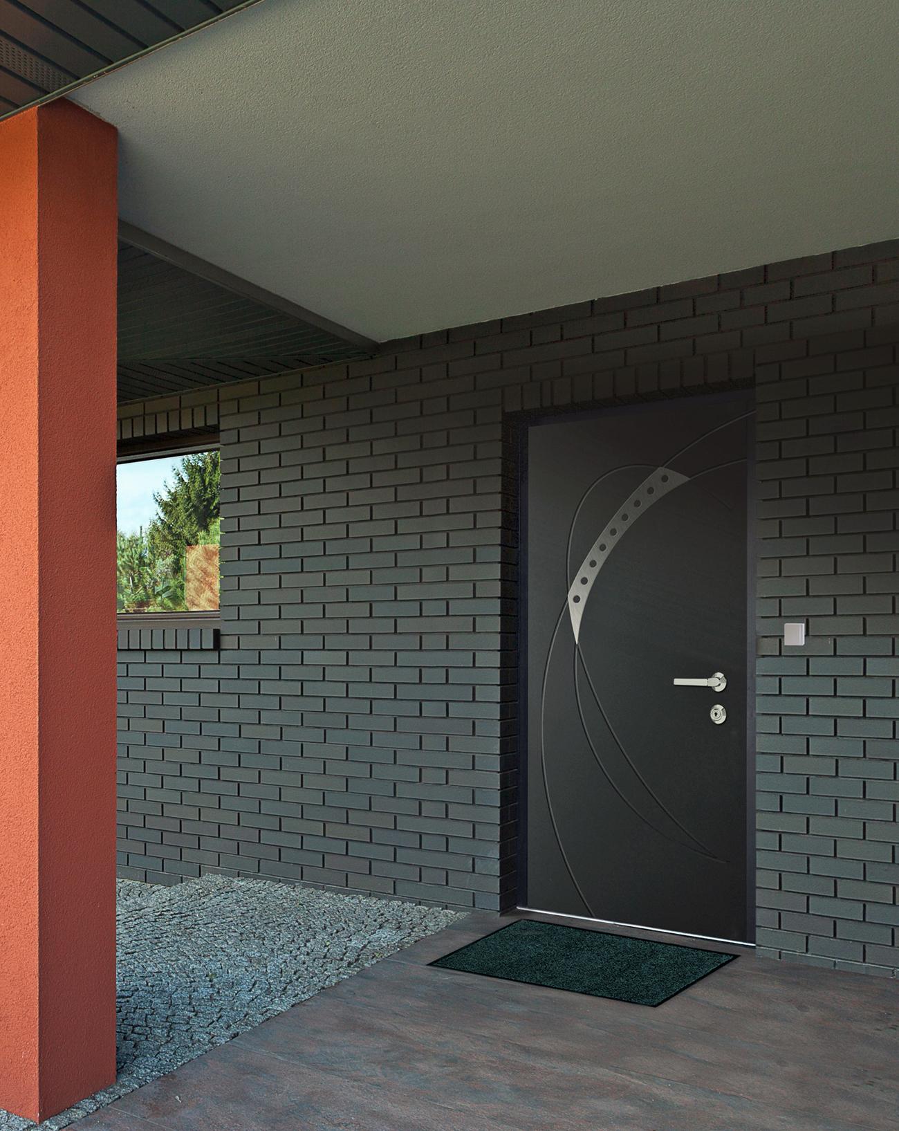 picard serrures compl te sa gamme de panneaux en aluminium. Black Bedroom Furniture Sets. Home Design Ideas