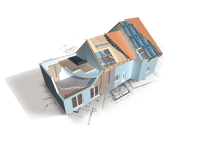 unilin insulation une nouvelle organisation commerciale pour construire l avenir batipresse. Black Bedroom Furniture Sets. Home Design Ideas