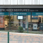 Magasin Picard Serrures