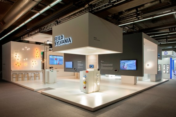 Feilo Sylvania L and B 2016 - Complete Stand - PR shot