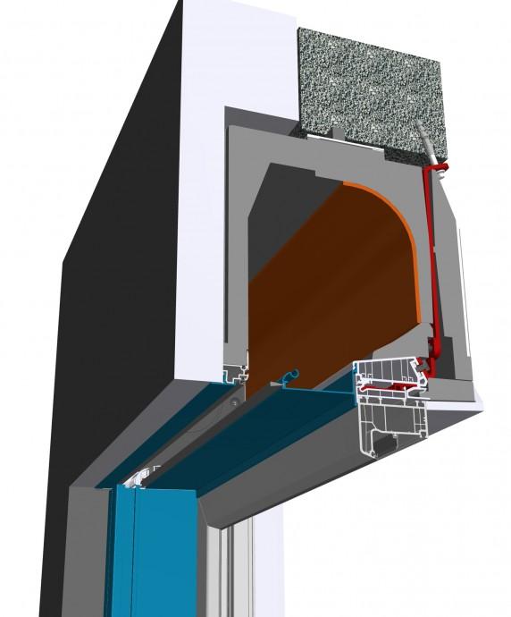 avec le chrono pse2 soprofen r unit le meilleur du bloc baie et du coffre tunnel dans un seul. Black Bedroom Furniture Sets. Home Design Ideas